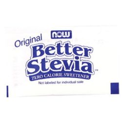 Now Foods Original Better Stevia Packets