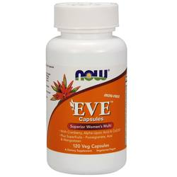Now Foods Eve Women's Multiple Vitamin - Iron Free