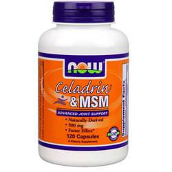 Now Foods Celadrin And MSM