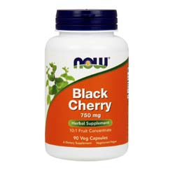 Now Foods Black Cherry 750 mg