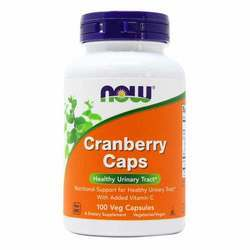 Now Foods Cranberry Caps