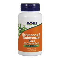 Now Foods Echinacea and Goldenseal Root