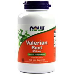 Now Foods Valerian Root 500 mg