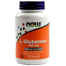 Now Foods L-Glutamine