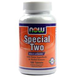 Now Foods Special Two Multi with 850 mg Green Superfoods