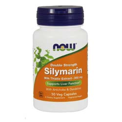 Now Foods Silymarin 2X - 300 mg