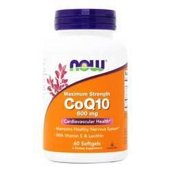 Now Foods Super High Potency CoQ10