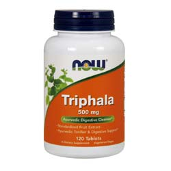 Now Foods Triphala 500 mg
