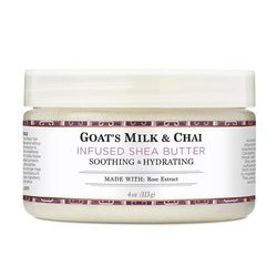 Nubian Heritage Shea Butter Infused with Goats Milk Chai