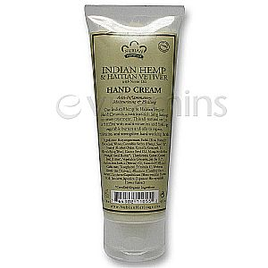 Nubian Heritage Indian Hemp  Haitian Vetiver Hand Cream