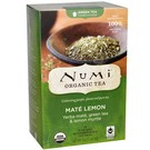 Numi Tea Organic Tea Mate Lemon