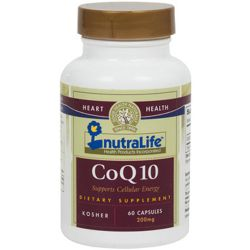 NutraLife CoQ10