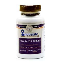 NutraLife Vitamin D3