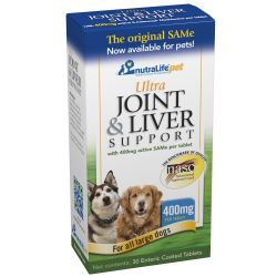 NutraLife Pet Ultra Joint and Liver Support