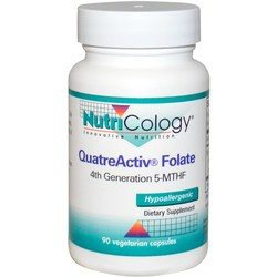 Nutricology QuatreActiv Folate