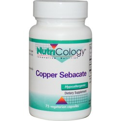 Nutricology Copper Sebacate