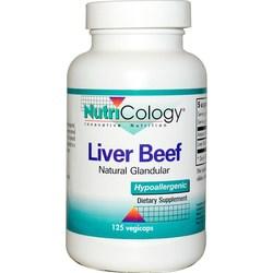 Nutricology Liver Organic Glandular