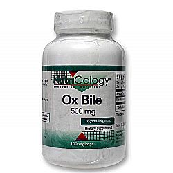 Nutricology Ox Bile