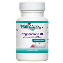 Nutricology Pregnenolone 100 mg