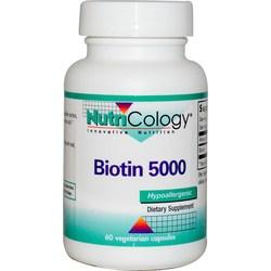 Nutricology Biotin