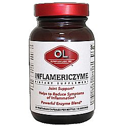 Olympian Labs Inflamericzyme