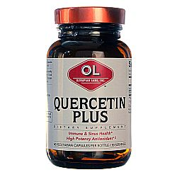 Olympian Labs Quercetin Plus