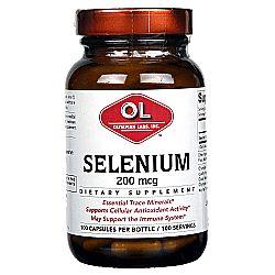 Olympian Labs Selenium 200 mcg