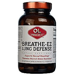 Olympian Labs Breath EZ Lung Guard
