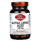 Olympian Labs Alpha Lipoic Acid 100 mg