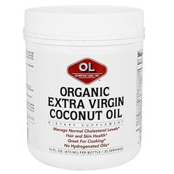 Olympian Labs Organic Extra Virgin Coconut Oil