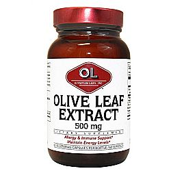 Olympian Labs Olive Leaf Extract