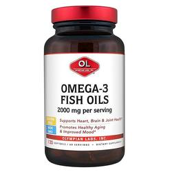 Olympian Labs Omega-3 Fish Oils