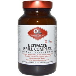 Olympian Labs Ultimate Krill Complex