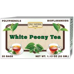 Only Natural White Peony Tea