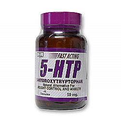 Only Natural 5-HTP 50 mg