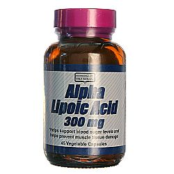 Only Natural Alpha Lipoic Acid 300 mg