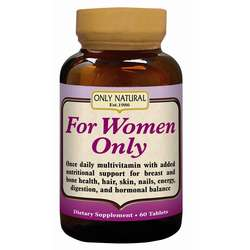 Only Natural For Women Only