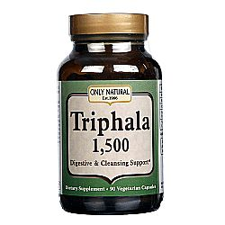 Only Natural Triphala 1500