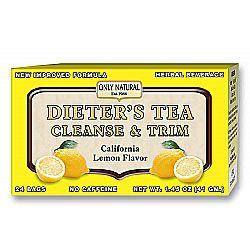 Only Natural Dieter's Tea- Lemon