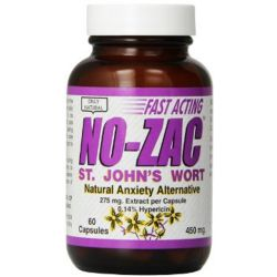Only Natural No-Zac St. John's Wort