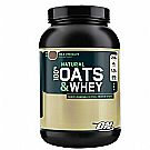 Optimum Nutrition Oats & Whey Protein Powder Milk Chocolate