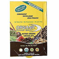 Organic Food Bar Active Greens Bar