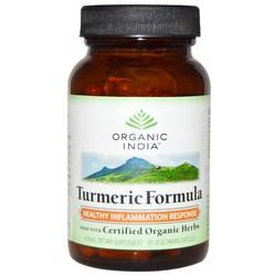 Organic India Turmeric Formula