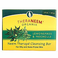 Organix South Lemongrass and Patchouli Bar