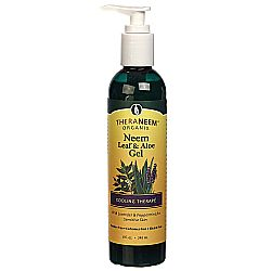 Organix South Neem Leaf and Aloe Gel