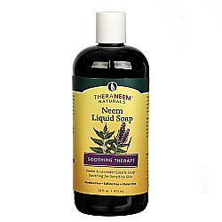 Organix South Soothing Therape Neem Liquid Soap