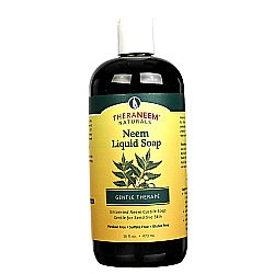 Organix South Gentle Therape Neem Liquid Soap