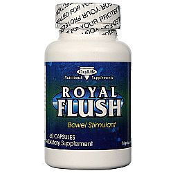OxyLife Royal Bowel Flush - Support For Bowel