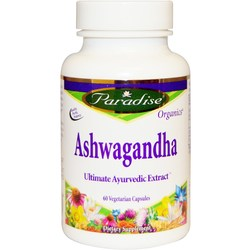 Paradise Herbs Ashwagandha Organic Extract