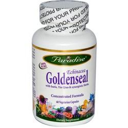Paradise Herbs Echinacea Goldenseal Formula